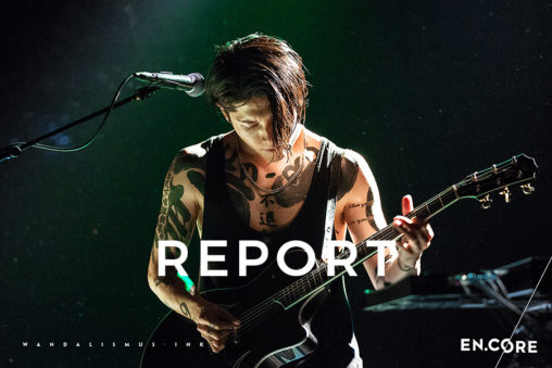 MIYAVI SLAP THE WORLD TOUR 2014/03/27 Cologne © WANDALISMUS.INK