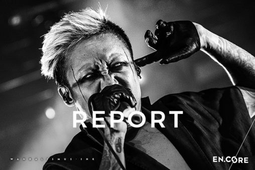 Die, DIR EN GREY TOUR15 THE UNSTOPPABLE LIFE 2015/05/20 Berlin © WANDALISMUS.INK