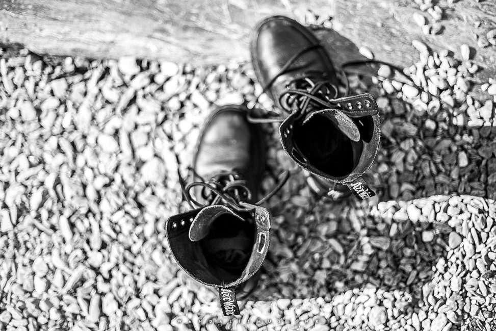 not walking in my shoes, Japan 2016 © Wanda Proft, WANDALISMUS.INK