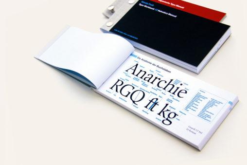 Typo Workbook typography manual © Wanda Proft, WANDALISMUS.INK