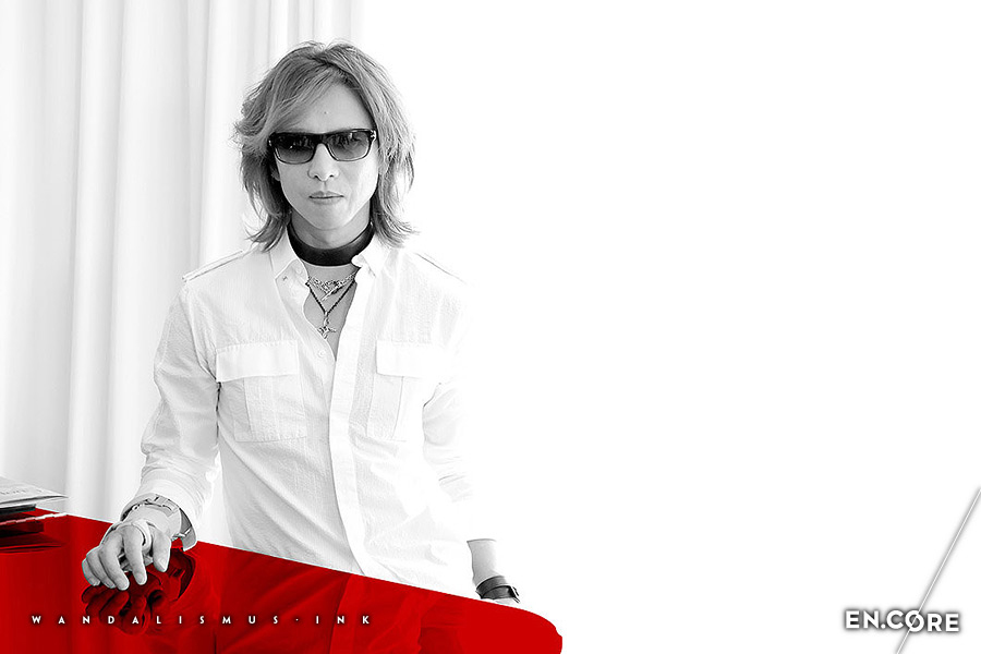 X Japan Band Interview Yoshiki Berlin © Wanda Proft, WANDALISMUS.INK